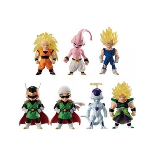 ADVERGE DRAGON BALL Z VOL.10 BANPRESTO (set de 10 figurines)