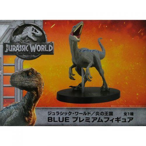 BLUE FIGURE SEGA PRIZE JAPAN EXCLUSIVE