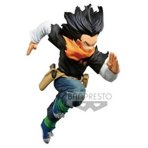 C17 BWFC DRAGON BALL Z VOL.3 BANPRESTO BANDAI SPIRIT