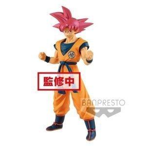 CHOKOKU BUYUDEN GOKU GOD DRAGON BALL SUPER