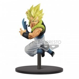 GOGETA SSJ RETSUDEN VOL.8 DRAGON BALL Z BANPRESTO 2
