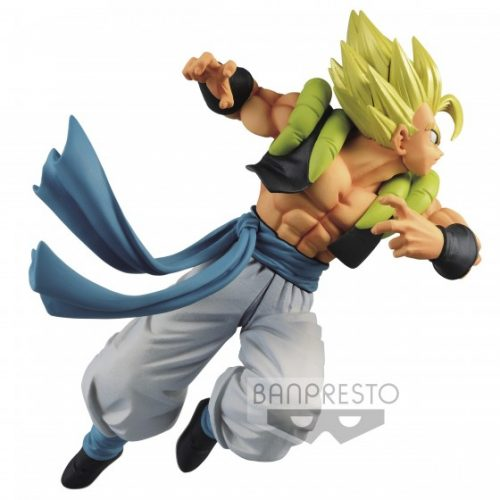 GOGETA SSJ RETSUDEN VOL.8 DRAGON BALL Z BANPRESTO