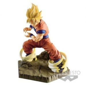 GOKU ABSOLUTE PERFECTION ​DRAGON BALL Z BANPRESTO