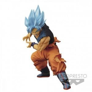 GOKU BLUE MAXIMATIC DRAGON BALL SUPER BANPRESTO