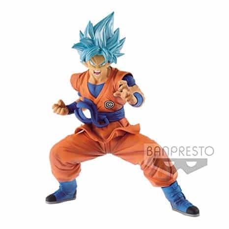 GOKU BLUE TRANSCENDENCE ART DRAGON BALL HEROES