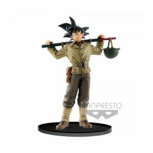 GOKU BWFC VOL.4 DRAGON BALL Z BANPRESTO BANDAI SPIRIT