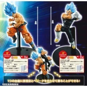 GOKU VEGETA TAG FIGHTERS VOL.2 DRAGON BALL SUPER