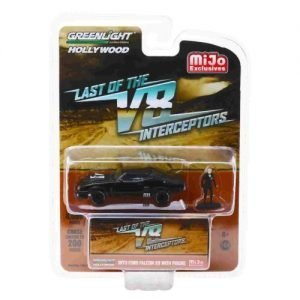 LAST OF THE V8 INTERCEPTORS GREENLIGHT MAD MAX