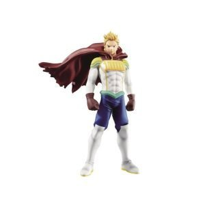 LEMILLION AGE OF HEROES MY HERO ACADEMIA BANPRESTO