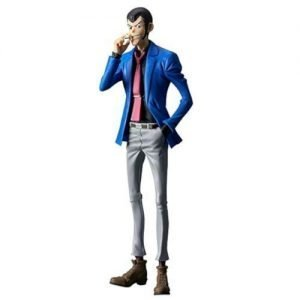 LUPIN THE 3RD MASTER STARS PIECE BANPRESTO
