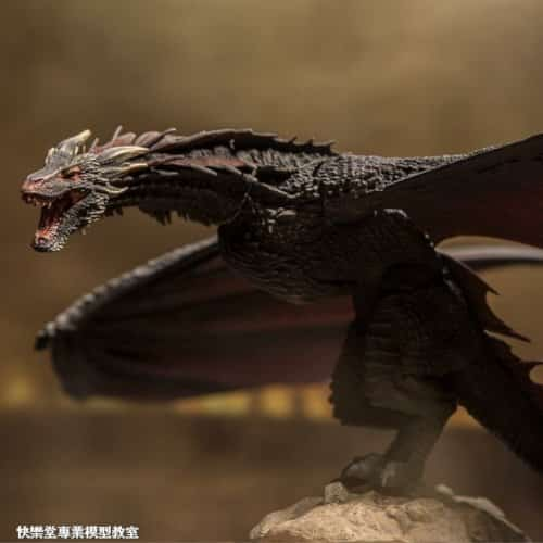 MC FARLANE DROGON GAME OF THRONES HBO ACTION FIGURE