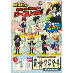MY HERO ACADEMIA WCF VOL.2 BANPRESTO SET DE 6 FIGURINES