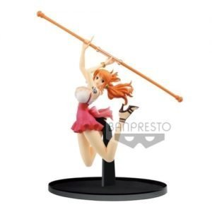 FIGURINE NAMI ONE PIECE BWFC VOL.3 BANPRESTO BANDAI