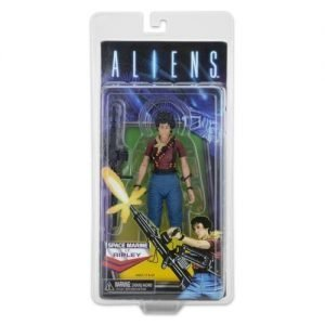 NECA ALIENS LT.RIPLEY SPACE MARINE ACTION FIGURE