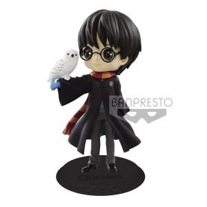 Q POSKET HARRY POTTER HEDWIG BANPRESTO