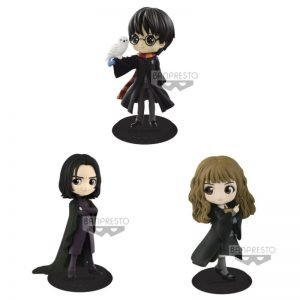 Q POSKET SNAPE HERMIONE HARRY POTTER BANPRESTO