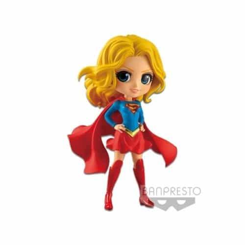 Q POSKET SUPER GIRL SPECIAL COLOR VERSION DC COMICS