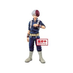 SHOTO TODOROKI AGE OF HEROES VOL.4 MY HERO ACADEMIA