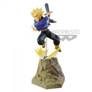 TRUNKS ABSOLUTE PERFECTION ​DRAGON BALL Z BANPRESTO