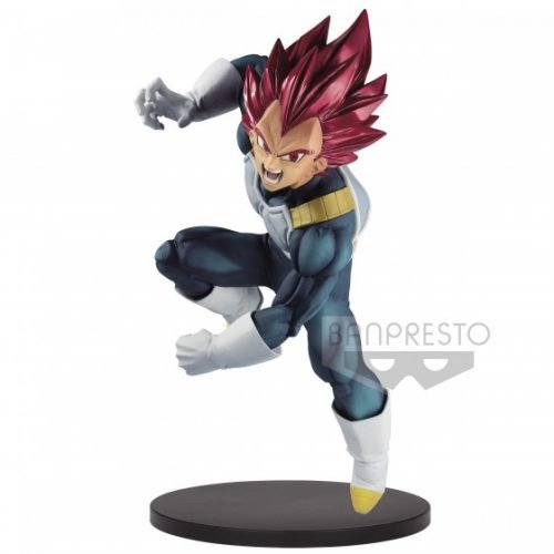 VEGETA GOD BLOOD OF SAIYANS DRAGON BALL SUPER VOL.7
