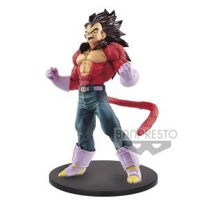 VEGETA SSJ4 BLOOD OF SAIYANS DRAGON BALL GT VOL.4