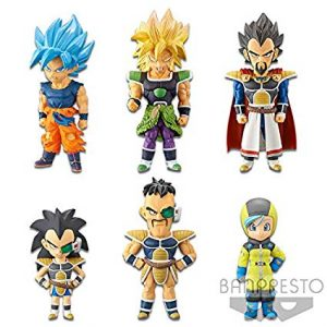 WCF BROLY MOVIE DRAGON BALL SUPER VOL.2 BANPRESTO
