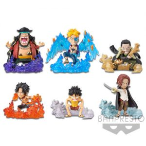 WCF BURST ONE PIECE WORLD COLLECTABLE FIGURE VOL.1