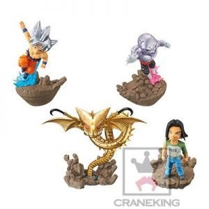 WCF DIORAMA VOL.2 BANPRESTO DRAGON BALL SUPER