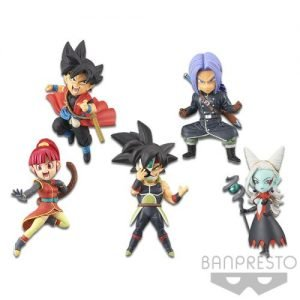 WCF SUPER DRAGON BALL HEROES VOL.1 BANPRESTO