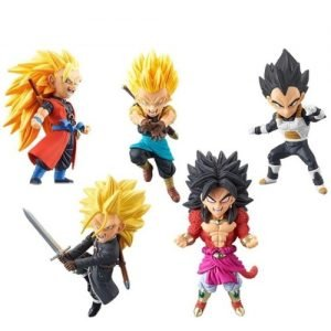 WCF SUPER DRAGON BALL HEROES VOL.2 BANPRESTO