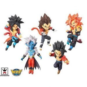 WCF SUPER DRAGON BALL HEROES VOL.3 BANPRESTO