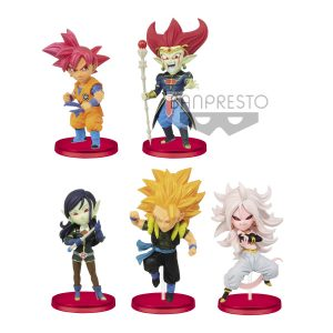 WCF SUPER DRAGON BALL HEROES VOL.6 BANPRESTO