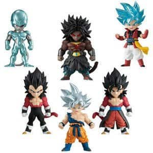 ADVERGE DRAGON BALL HEROES VOL.2 BANPRESTO