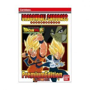 CARDDASS ENDROLL SET PREMIUM EDITION DRAGON BALL SUPER
