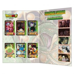 CARDDASS EPISODE SET PREMIUM EDITION DRAGON BALL SUPER 2