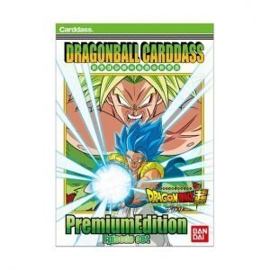CARDDASS EPISODE SET PREMIUM EDITION DRAGON BALL SUPER