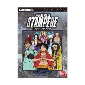 CARDDASS PREMIUM EDITION STAMPEDE ONE PIECE MEMBER