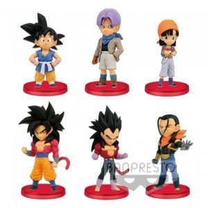 DRAGON BALL GT WCF VOL.1 WORLD COLLECTIBLE FIGURE