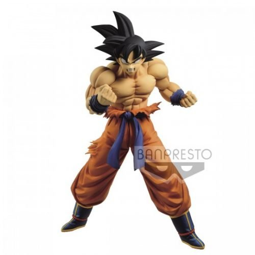 GOKU MAXIMATIC DRAGON BALL SUPER BANPRESTO