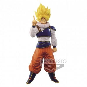 GOKU YARDRAT LEGENDS COLLAB DRAGON BALL Z BANPRESTO