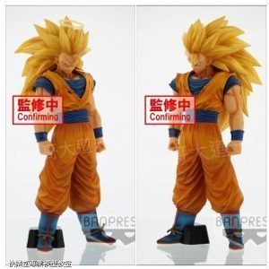 GRANDISTA NERO GOKU SSJ3 DRAGON BALL Z BANPRESTO