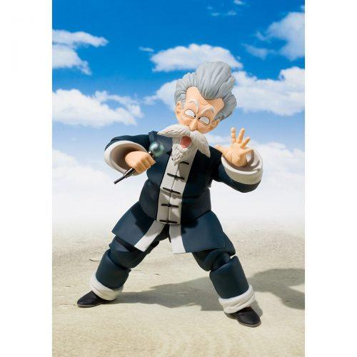 JUCKIE CHUN SH FIGUARTS DRAGON BALL BANDAI PREMIUM 4