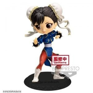 Q POSKET CHUN LI STREET FIGHTER BANPRESTO