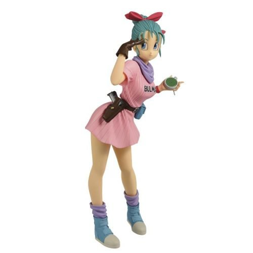 BULMA VERSION A GLITTER AND GLAMOURS DRAGON BALL2