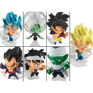 DRAGON BALL SUPER WARRIORS 2 (Boite de 12 figurines) BANDAI