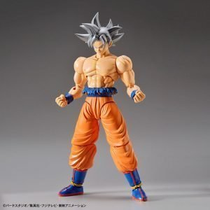 FIGURE RISE STANDARD GOKU ULTRA INSTINCT DRAGON BALL Z 4