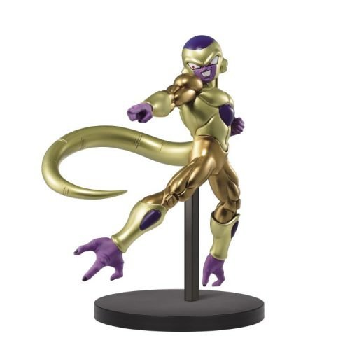 GOLDEN FREEZER RETSUDEN DRAGON BALL SUPER BANPRESTO