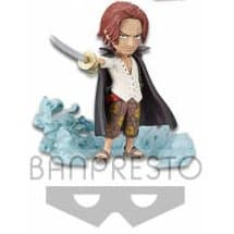 ONE PIECE SHANKS WCF BURST WORLD COLLECTABLE FIGURE
