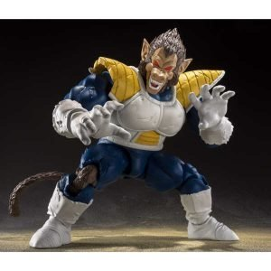 SH FIGUARTS OOZARU VEGETA GREAT APE DRAGON BALL BANDAI 1