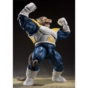 SH FIGUARTS OOZARU VEGETA GREAT APE DRAGON BALL BANDAI 3
